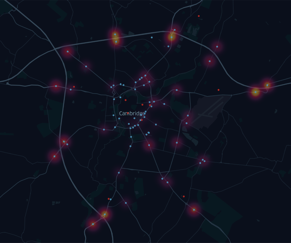 traffic data visualisation
