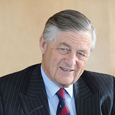 Sir Michael Marshall, MA, CBE, DL, FRAcS, FIMI